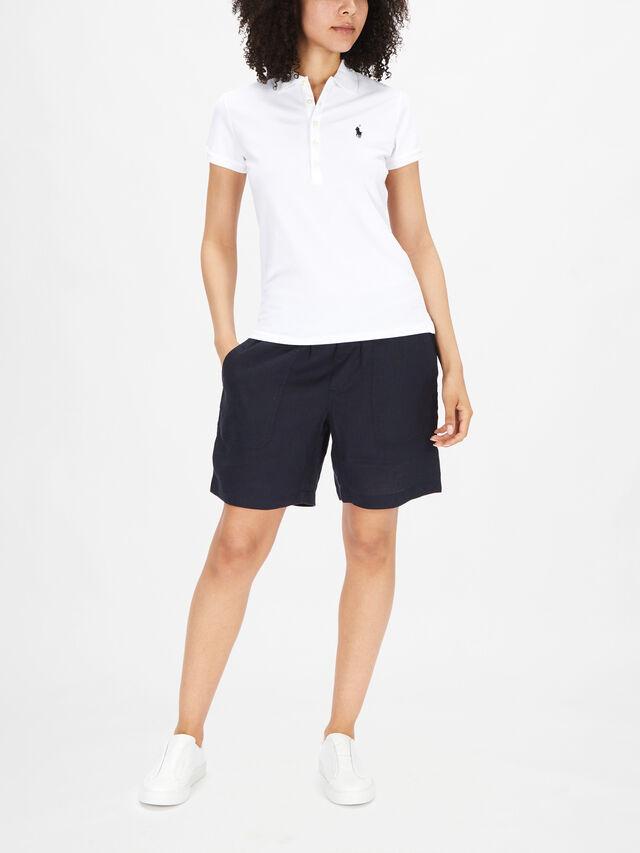 Julie Skinny Polo T-Shirt