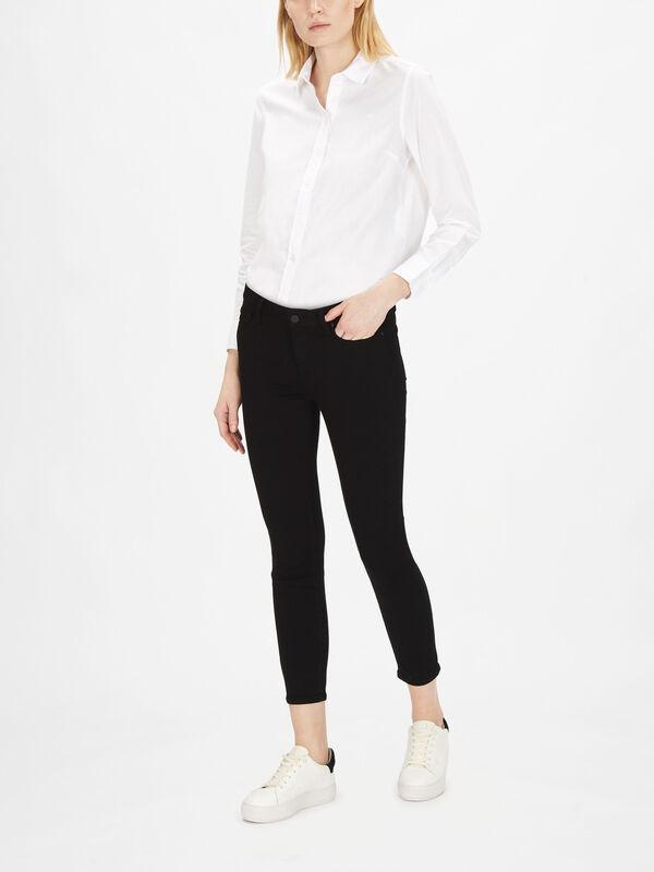 Verdugo Skinny Cropped Jeans