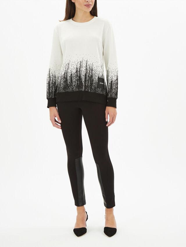 Long Sleeve Ombre Everywhere Sweatshirt