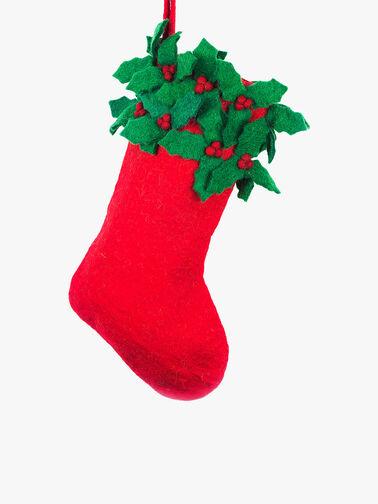Holly Medium Stocking