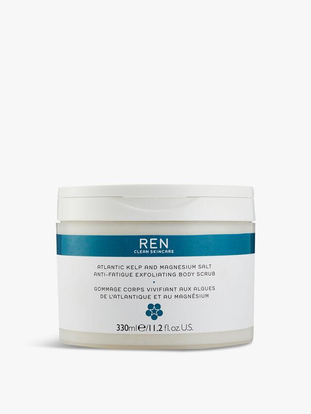 Atlantic Kelp And Magnesium Salt Anti-Fatigue Exfoliating Body Scrub