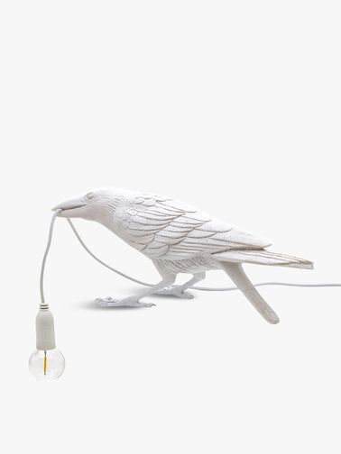 Bird Lamp Playing