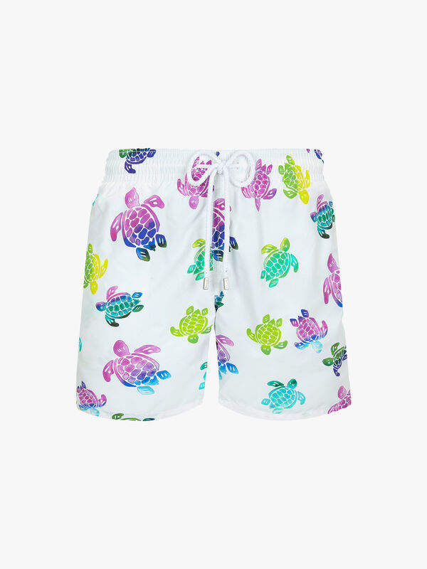 Moorea Multi Turtles Swim Shorts