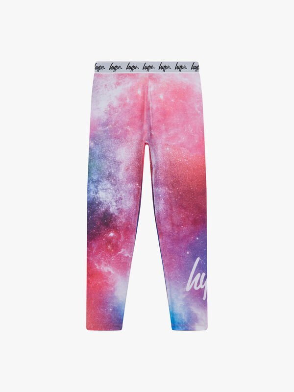 Pink System Leggings