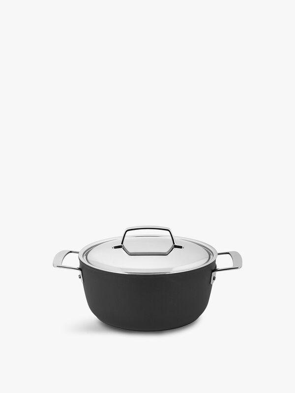 Alu Pro Stew Pot 24cm