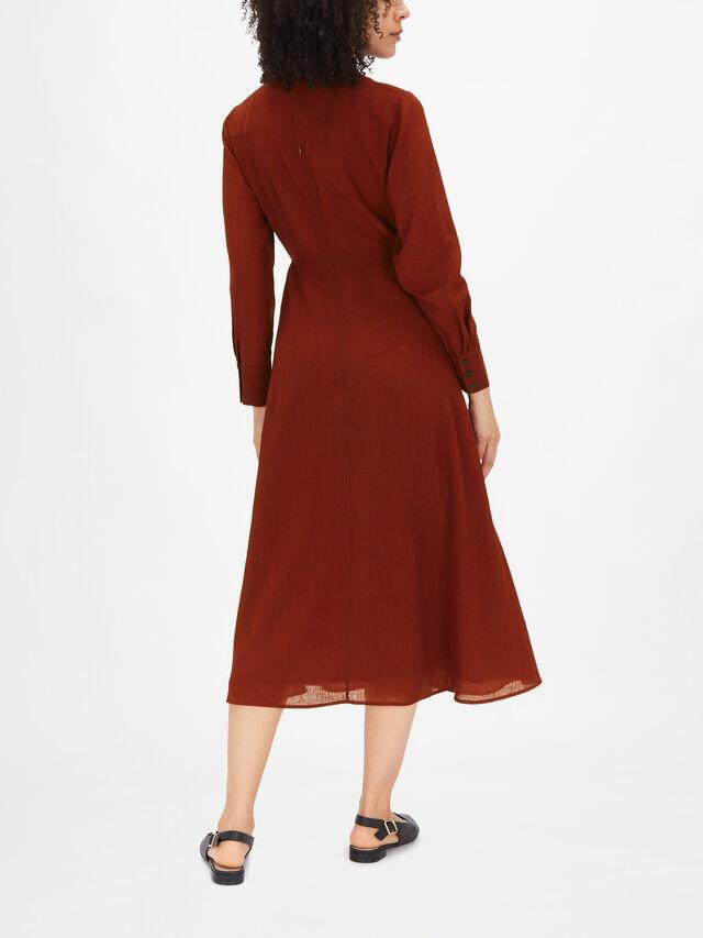 Veronica Shirt Dress