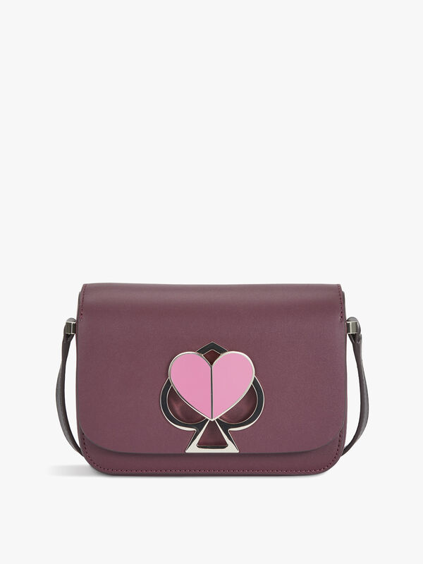 Nicola Twistlock Small Shoulder Bag
