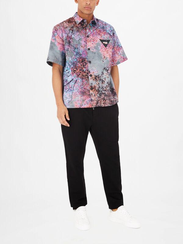 Shortsleeve Allover Shirt