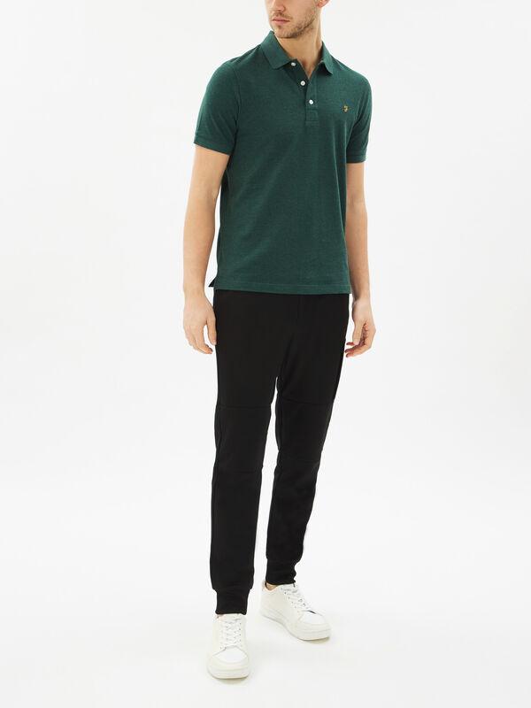 Blanes Short Sleeve Polo Shirt