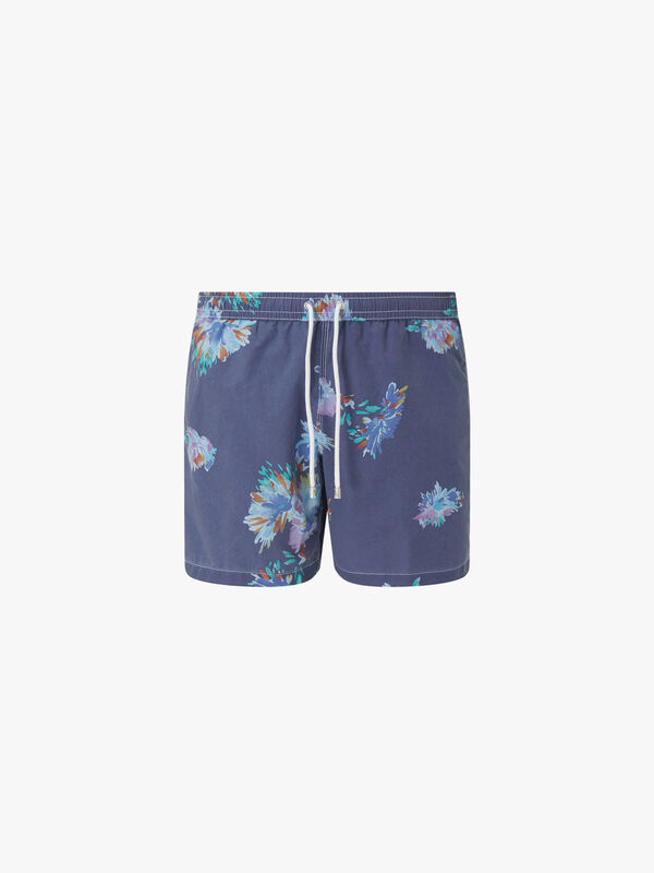 Flowers Swim Shorts