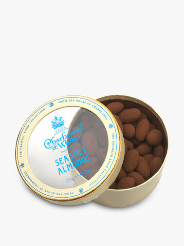 Sea Salt Almonds 320g