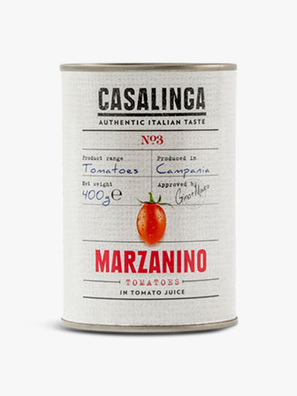 Casalinga Marzanino Tomatoes 400g