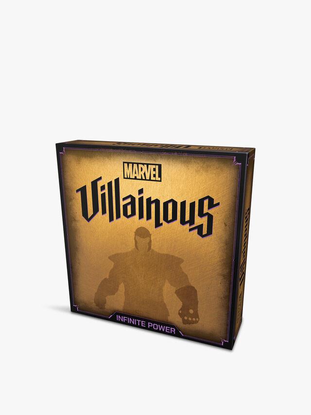 Marvel Villainous Game
