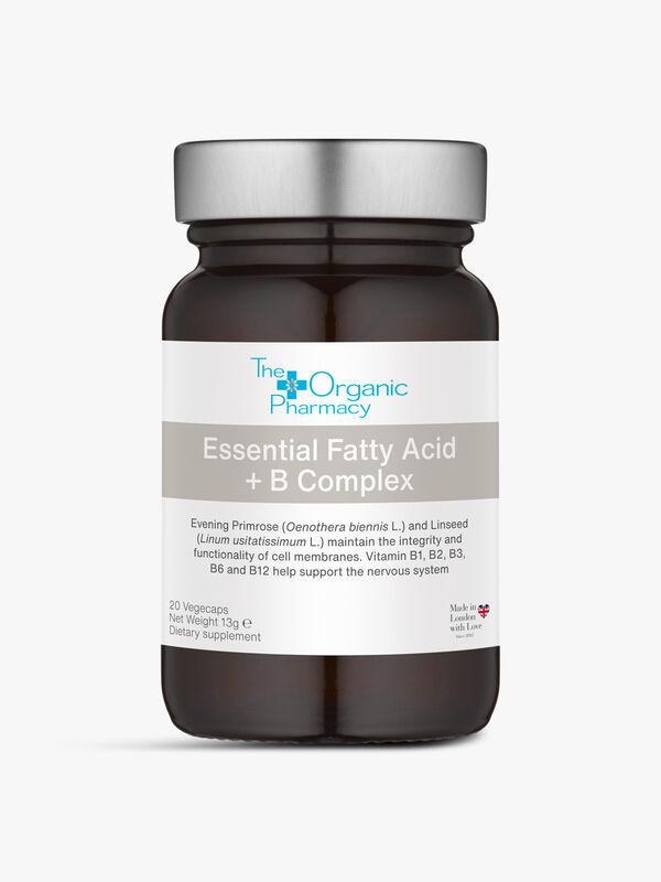 Essential Fatty Acid + B Complex
