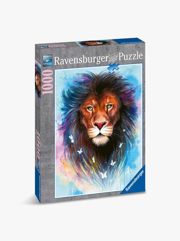 Majestic Lion Puzzle 1000pc