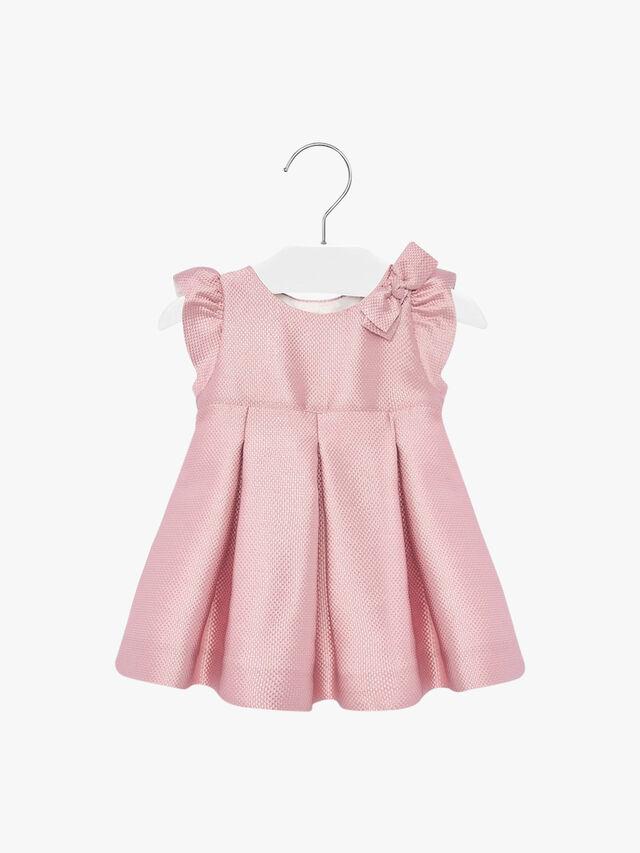 Lurex Jaquard Dress