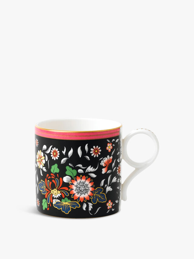 Wonderlust Oriental Jewel Mug Large