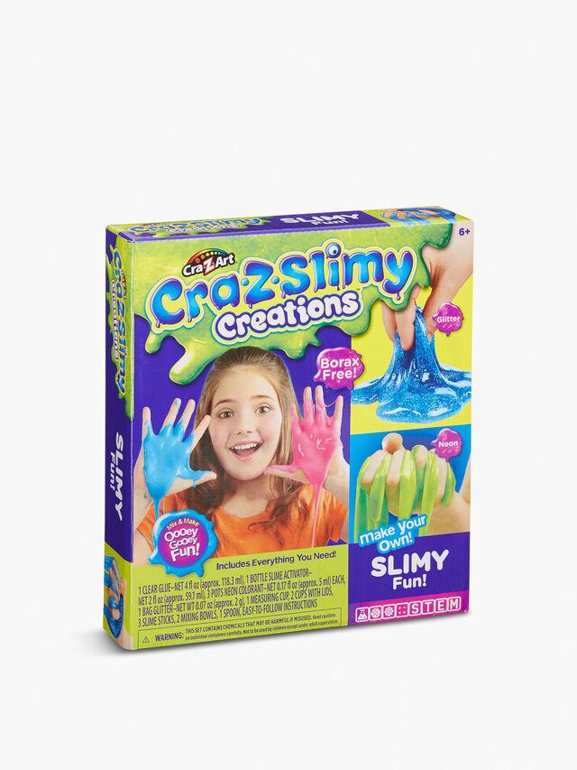 Cra-Z-Slimy Creations