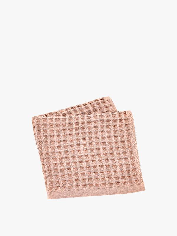 Waffle Bath Towel