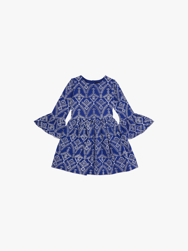Sia Broderie Dress