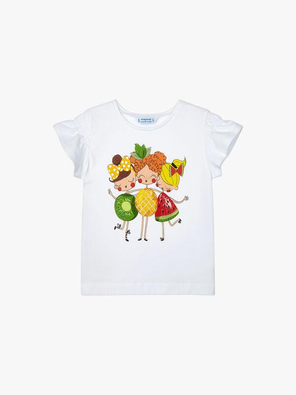 Trio of Girls T-Shirt