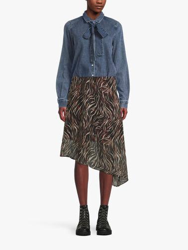 Parisian-Rock-Lurex-Printed-Asymmetrical-Skirt-BT27175