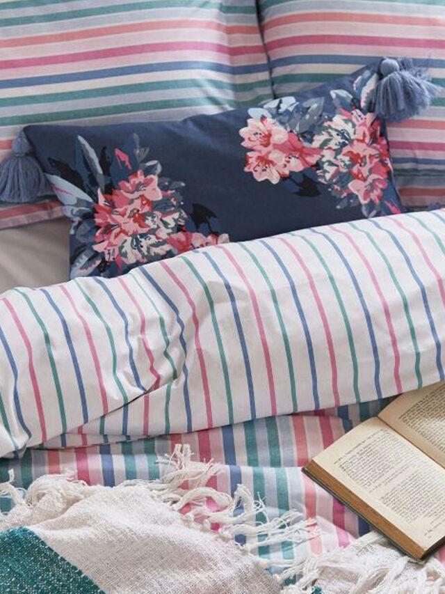 Lost Garden Stripe Duvet Cover