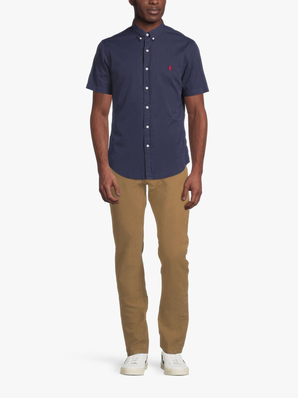 Feather Weight Twill Shirt