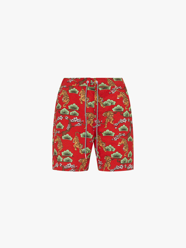 Tora Tailored Swim Shorts