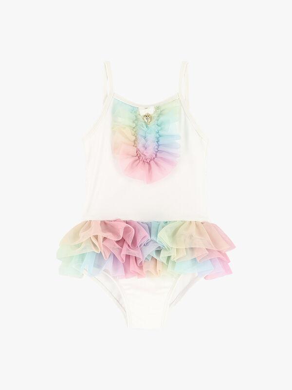 Marsha Rainbow Swimsuit