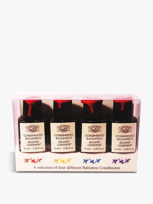 Tasting Set Balsamic Vinegar 4x9ml
