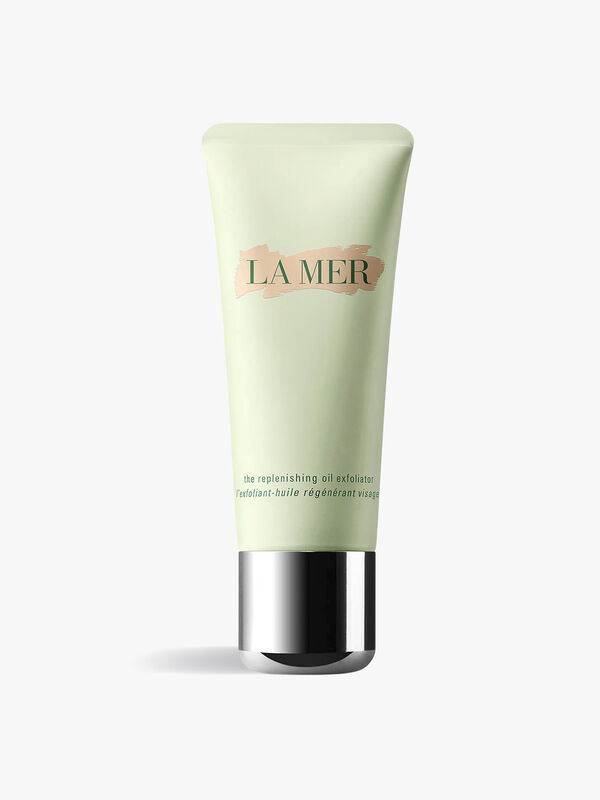 The Replenishing Oil Exfoliator