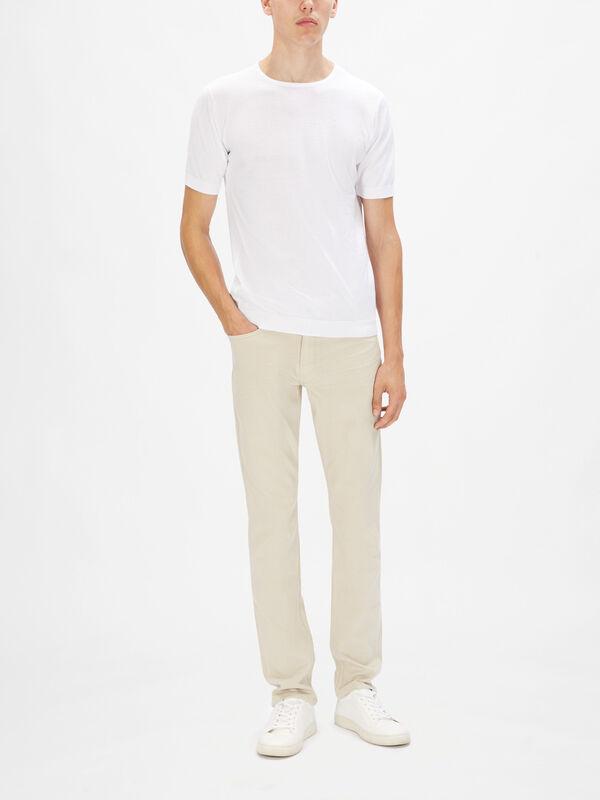 Belden Knit T-Shirt
