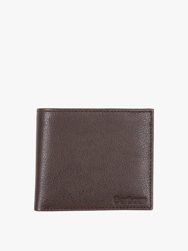 Peterlee Leather Billfold Wallet