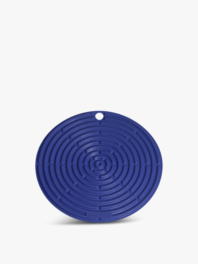 Round Cool Tool Blue