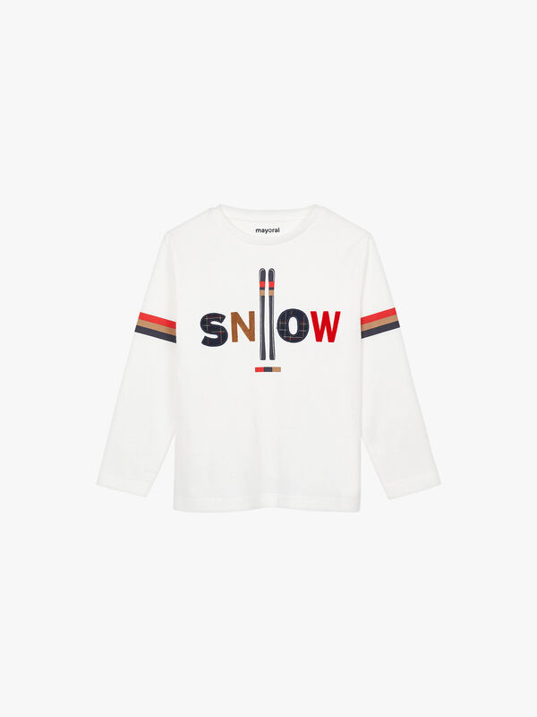 Long Sleeved Snow Top