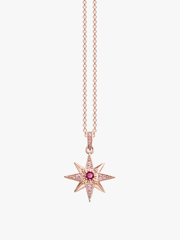 Magic Stars Pendant Necklace