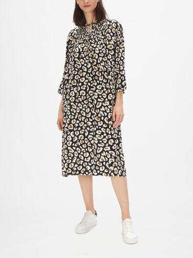 Norise-3-1-4-Slv-Animal-Print-Dress-w-Neck-Tie-1003043