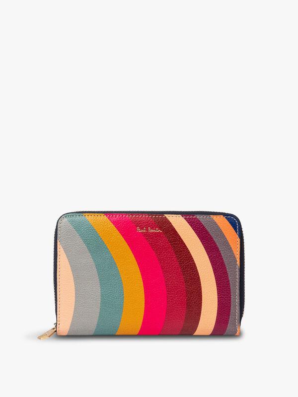 Medium Wallet Swirl