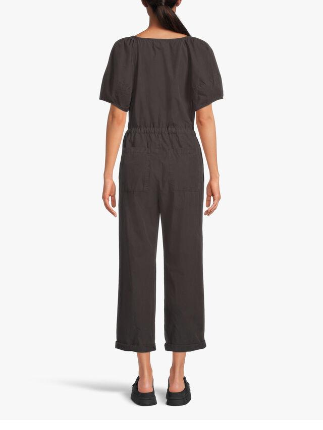 Drucie Button Jumpsuit