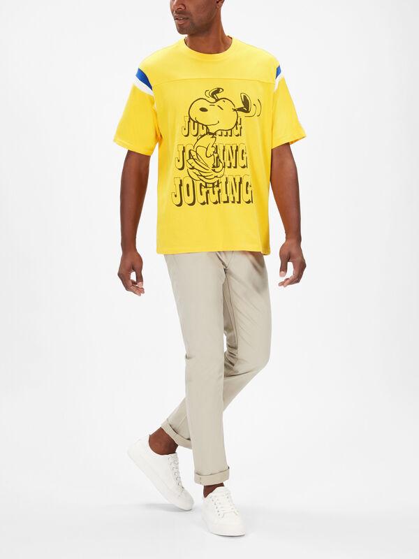 Levi's x Peanuts Jogging Snoopy T-Shirt