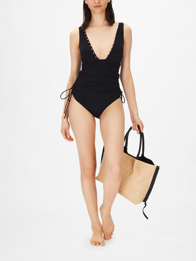 Tracey Adjustable Side Swimsuit