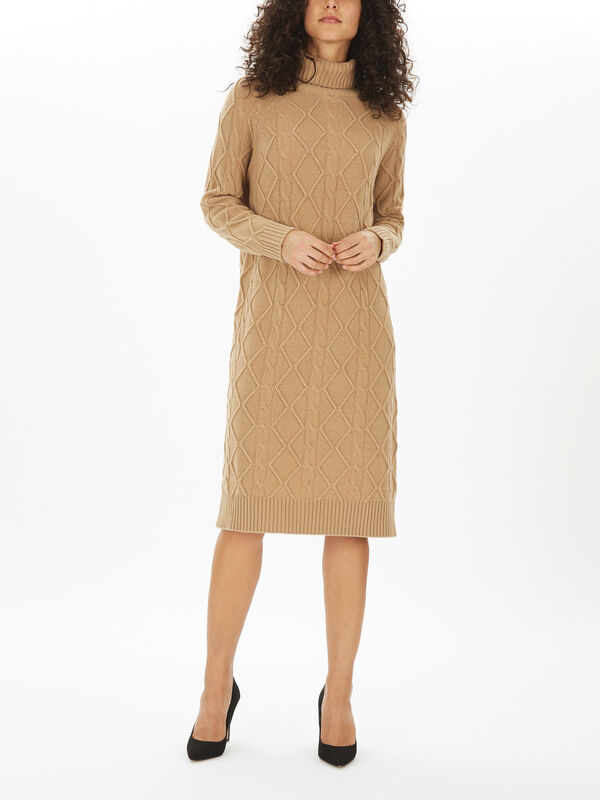 Magda Knitted Dress