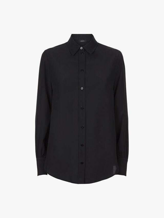 Klein Silk Toile Shirt