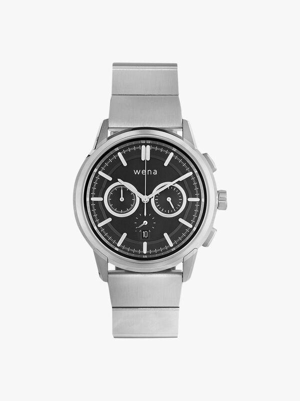 WENA Pro Smart Chrono Watch Bundle - Silver