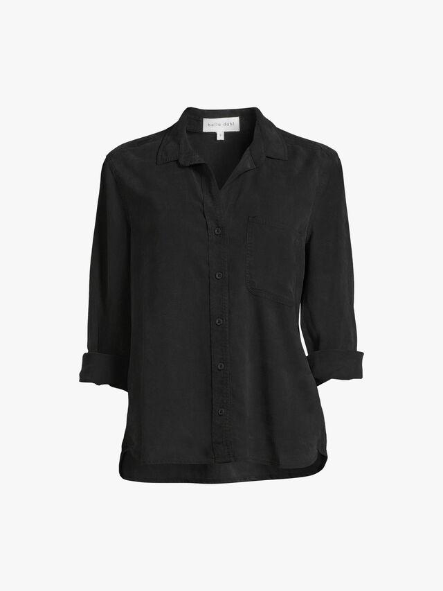Shirt Tail Button Down Shirt