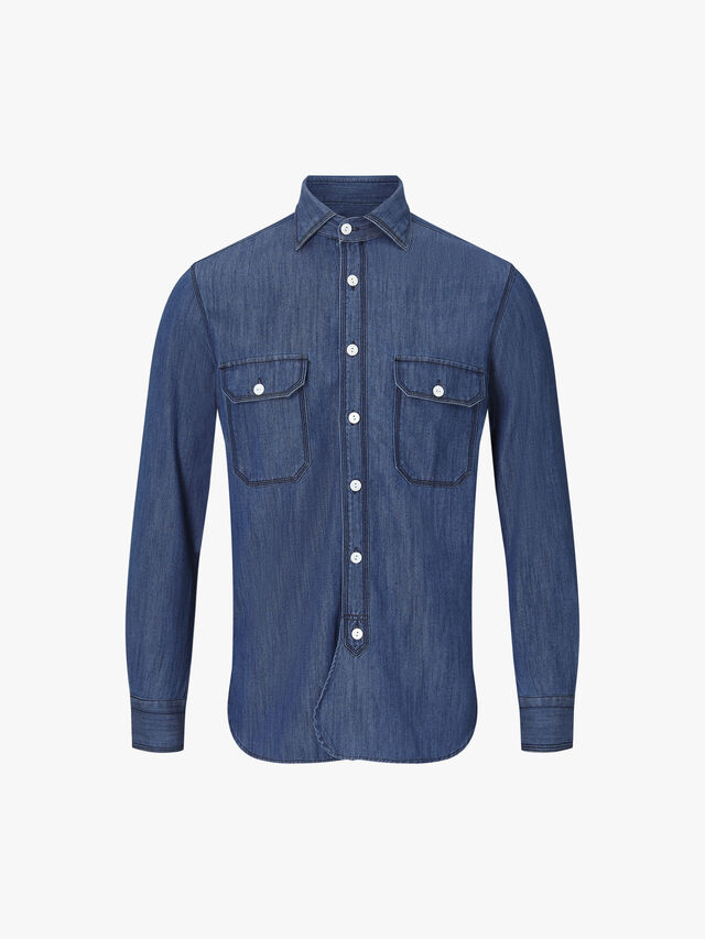 Japanese Chambray Shirt