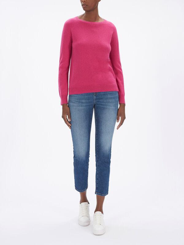 Cinzia Cashmere Knit