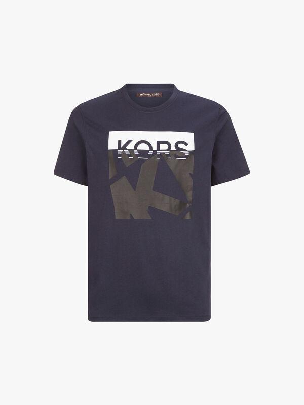 Block Logo Print T-Shirt