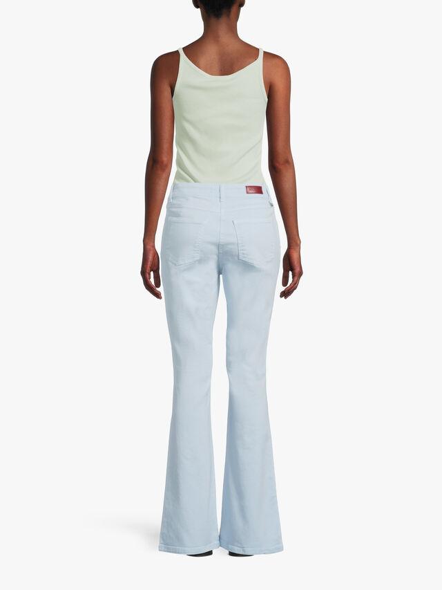 Proibito Flared Cotton Jeans